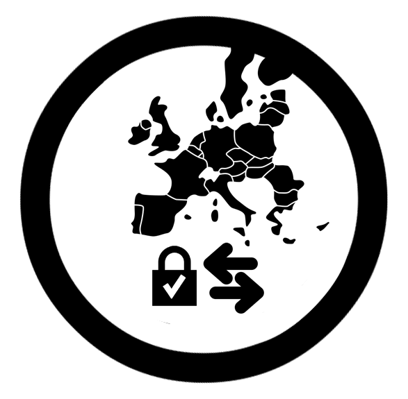 Les données restent dans l'union Européenne