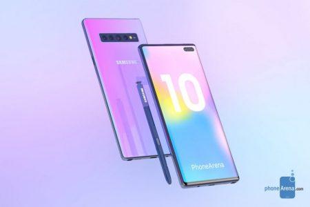 Prix réparation Samsung Galaxy Note 10 par Alloréparation
