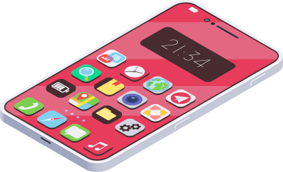 Smartphone Réparation - icone Alloréparation
