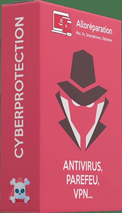 Antivirus boite Alloréparation