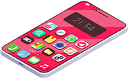 Icone réparation téléphone