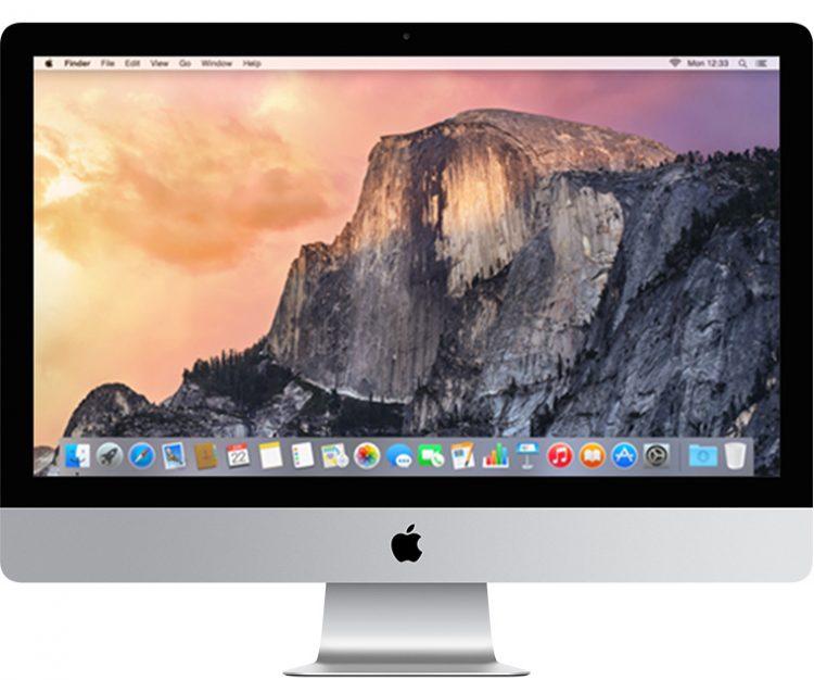 Prix réparation iMac Retina 5K (27 pouces) - A1419