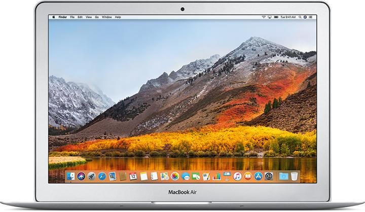 Prix réparation MacBook Air LED (13 pouces) - A1369