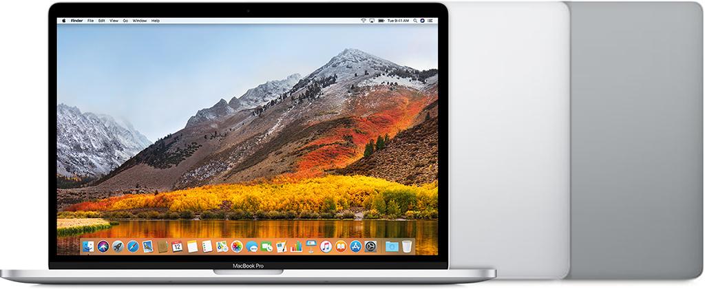 Prix réparation MacBook Pro Retina avec Touch Bar (15 pouces) - A1707