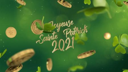 Sainte Patrick 2021 jeu Concours Alloréparation